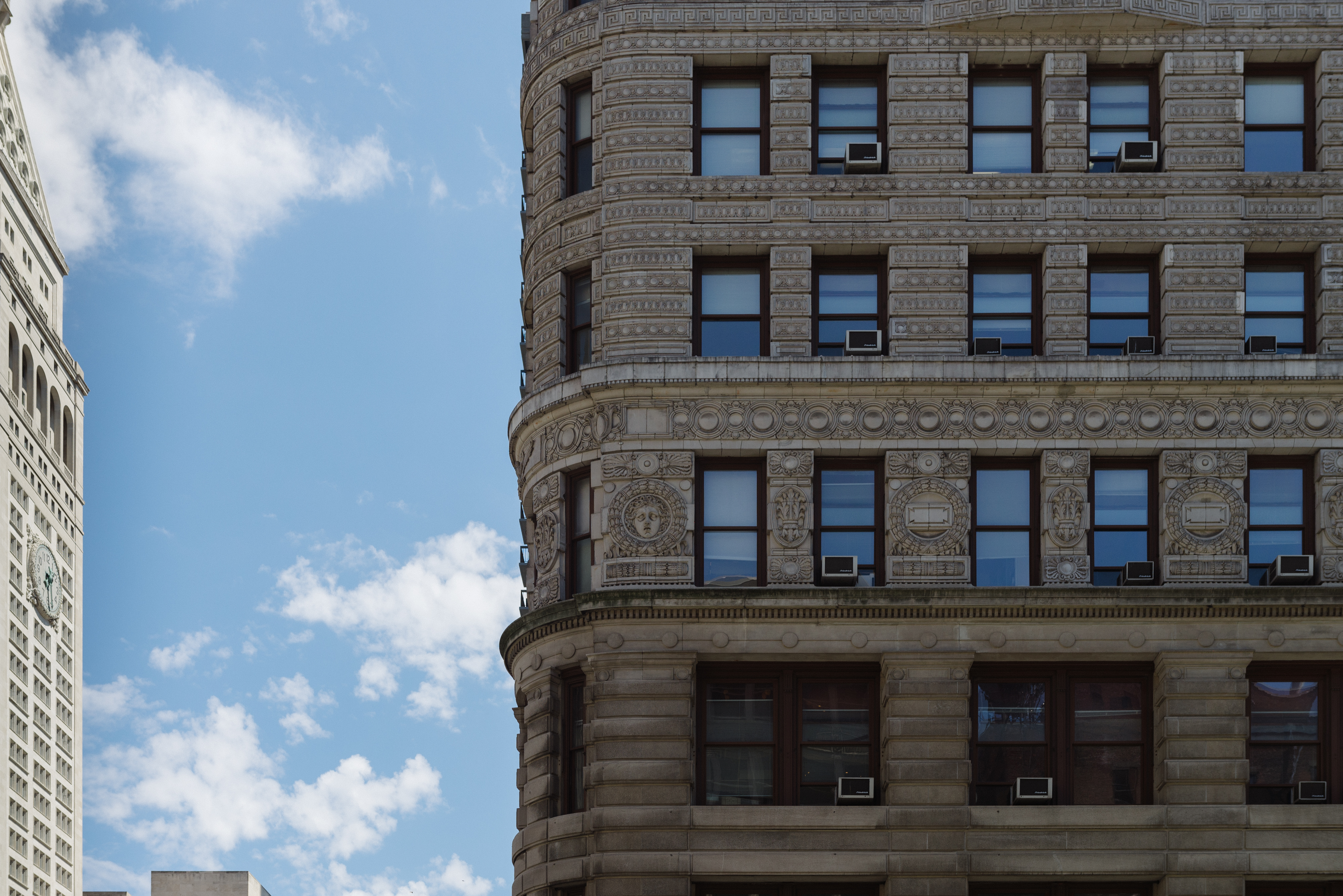 Allies and Morrison, Architect, London Architect, Architectural Photographer, New York, Flat Iron Building