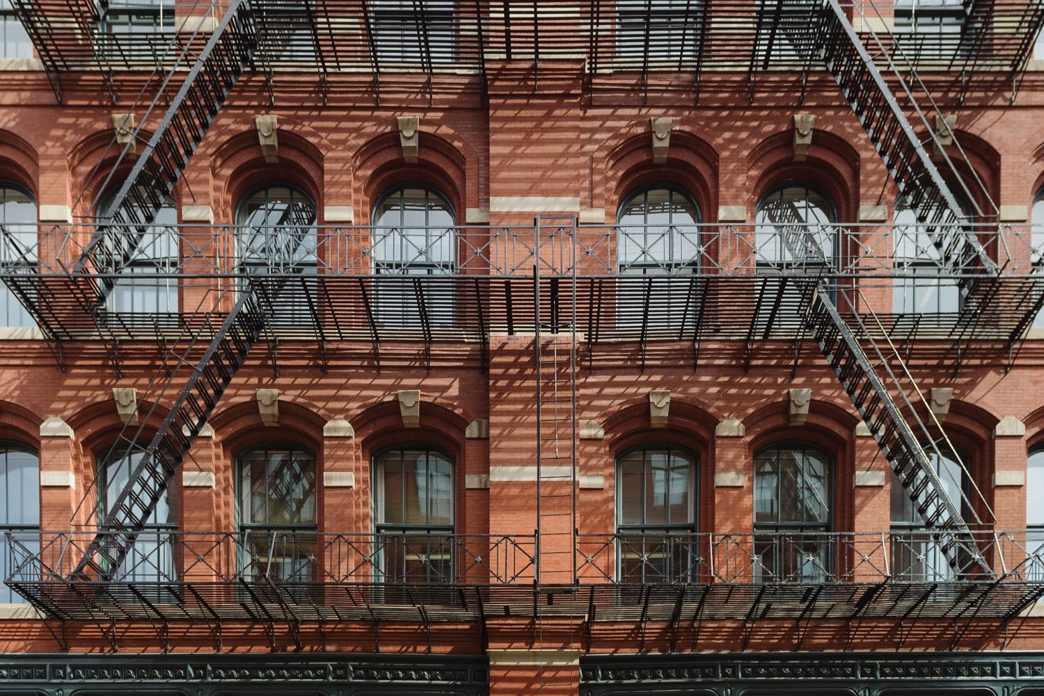 SoHo architectural photographer for Allies and Morrison