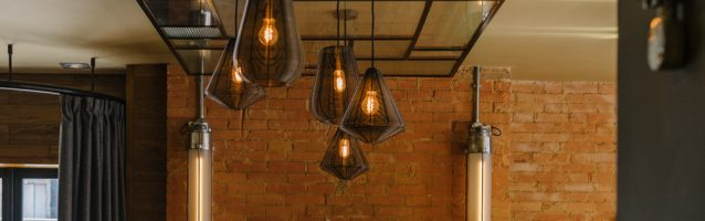 Interior photography of a pub in Leeds