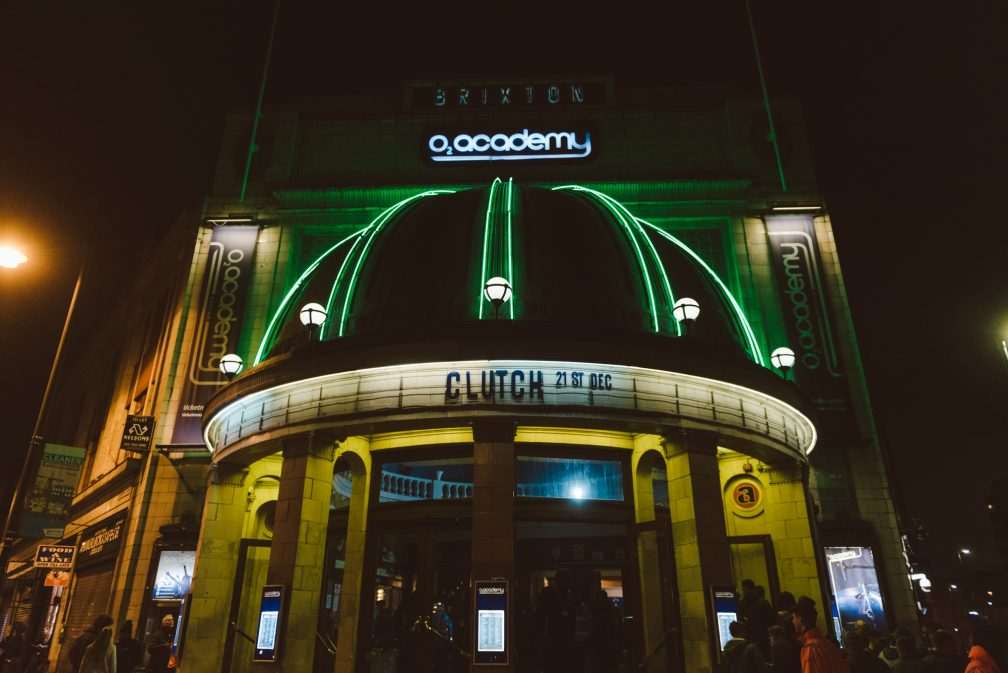 Brixton Academy, O2 Academy Brixton, London music venue, The Picturebooks, Clutch band, Music Photographer Leeds