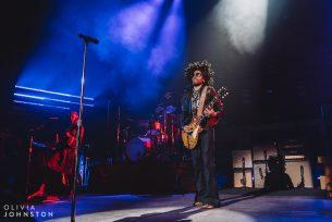 Lenny Kravitz at Manchester Apollo