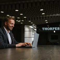 Thorpes Company Head Shots