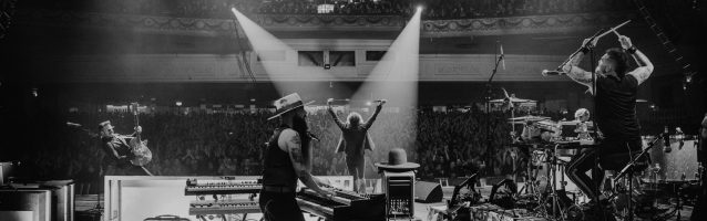 Brixton Academy, Leeds music photographer Olivia Johnston